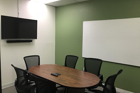 StageOne Creative Spaces: Milpitas - Conference Room B