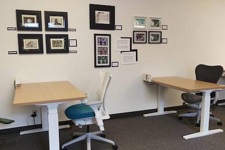 Eugene Mindworks - Flex Desk Membership