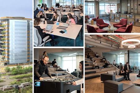 IOS OFFICES Arboleda - Suite for 2