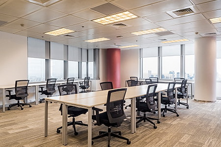 Regus | Manila, GT Tower Makati - Dedicated Desk