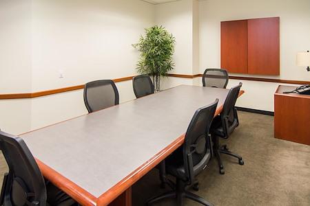 Orange Office Space