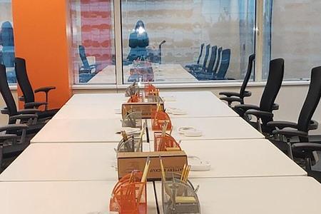 Worksocial - WorkSocial Open Desk