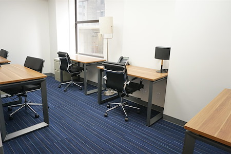 TKO Suites Midtown East - Large Windowed Office - JUST REDUCED!