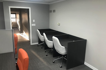 The (Co)Working Space in East Brunswick - Part-time Desk | Membership