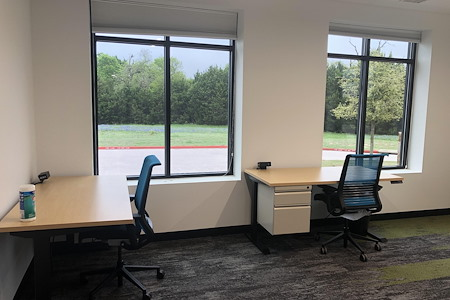 Innovation WorkSpaces - 7 Desk Office Suite - 1 Available