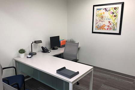 Office Evolution - Jacksonville - Private Interior Office