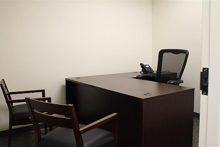 Executive Center Suites - Office Suite Interior