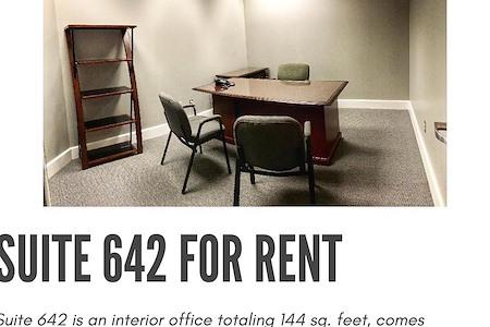 Legacy Office Centers, Inc. - Suite 642
