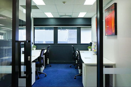 Christie Spaces Berry Street - Private 4 Desk Office