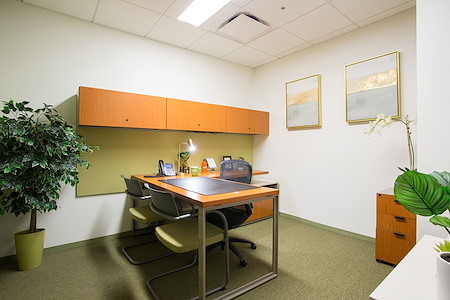 Carr Workplaces - Embarcadero Center - Office B