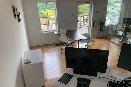 Thrive Coworking- Milton - Dedicated Desk