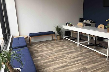 Blue Door Collective - Meeting Rooms