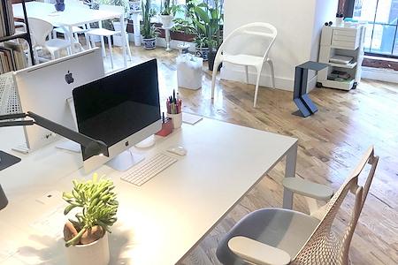 Studio Vural - PRIVATE DESKS in LOFT OFFICE