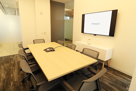 "fabbit Global Gateway ""San Francsico"" - Meeting Room 2"
