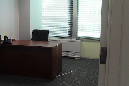 Jacob's Promise - Office 1
