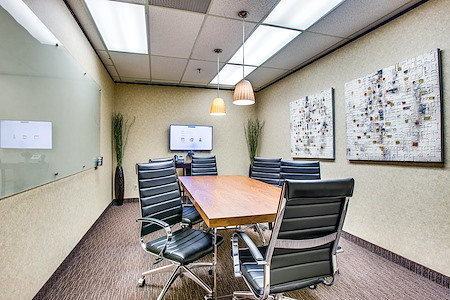WORKSUITES | North Dallas - LBJ - Video Conference