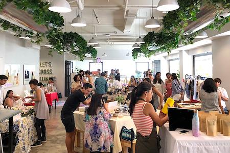 The Hive Sheung Wan - Hive Café Floor
