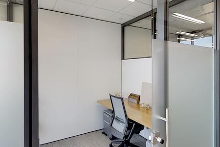 FIRMSPACE Houston - 1-Desk Interior
