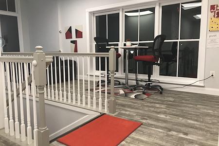 PIVOT Work Spaces - Ellicott City - Un-Dedicated Desk