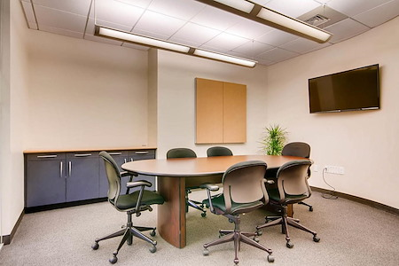 WorkAbility - Uptown at the Sudler - Small Conference Room 1