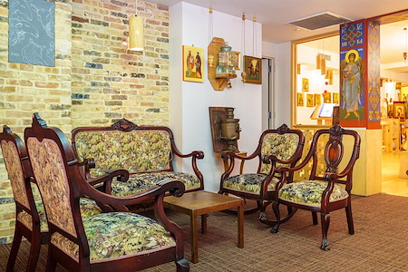 Cafe Victoria - Meetings and Events - Meeting Lounge