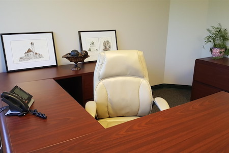 Creve Coeur Workspace - Private Office Space for Two