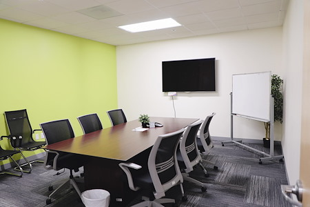 Z-Park Silicon Valley Innovation Center - ROOM 1016-Middle Size Meeting Room