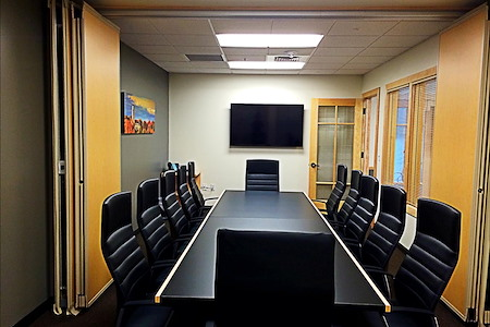 Intelligent Office - Boise - Large Conference Room