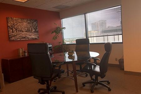 Alexa's Workspaces - Ft.Lauderdale - Meeting Room -Gardenia