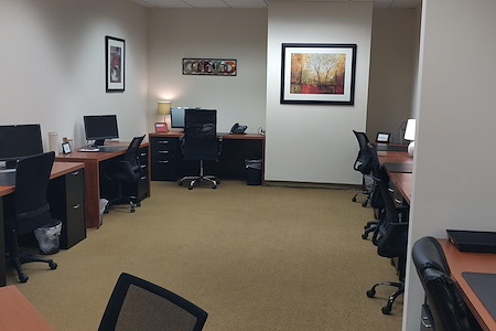 Metro Offices - Reston - Dedicated Desk