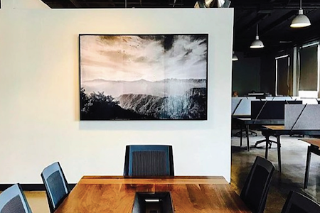 Union Cowork Glendora - Flex Desk // Full Time