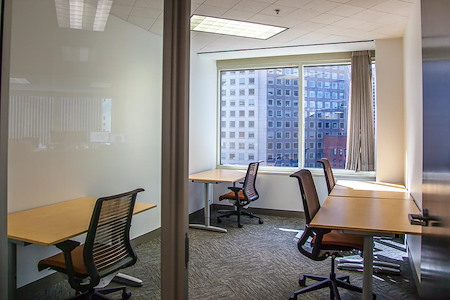SOMAcentral | San Francisco (Sacramento St.) - Team Office For  5/6