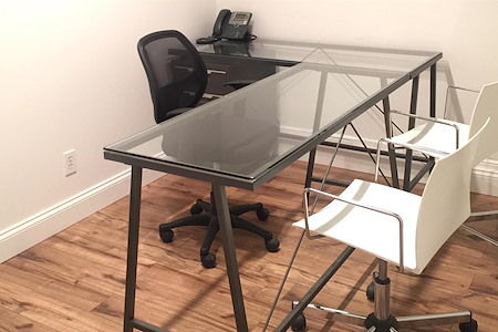 Sage Workspace - 704A: 2 Person Executive Office