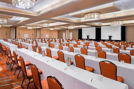 Fort Collins Marriott Hotel - Centennial Ballroom