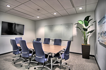 Intelligent Office - Bloomington - Lake Minnetonka Conference Room