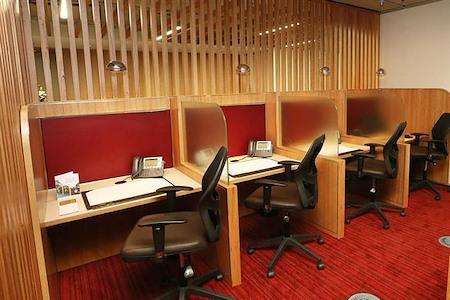 Servcorp Nishi - Hot Desk | Business Hours Access