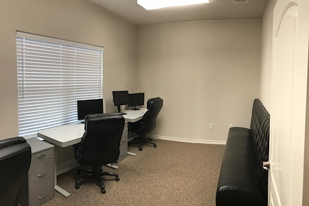 Hamlet Coworking on Whitestone Blvd - Private and Team Offices for 1-4