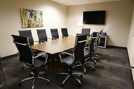 Executive Workspace @ Hillcrest - Large Conference Room