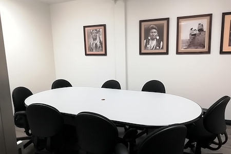 Ketchum Works - Vault Meeting Room