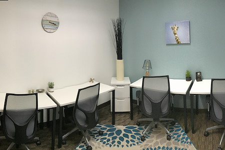 Regus | 580 California - 3 Office Combo for 9 p