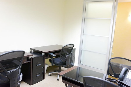 Jay Suites - Financial District - Private Window Office