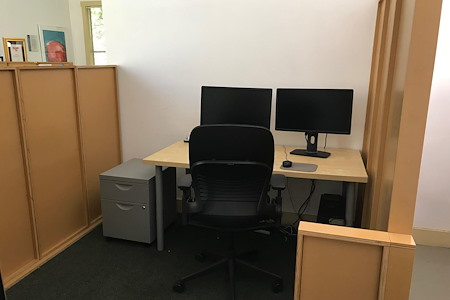 Sequoia Foundation - Dedicated Desk 2