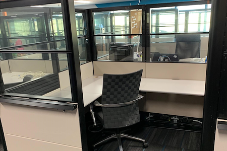 Circuit Launch: The Center for Electronic Hardware Dev. - Partitioned Private Workspace (9ftx9ft)