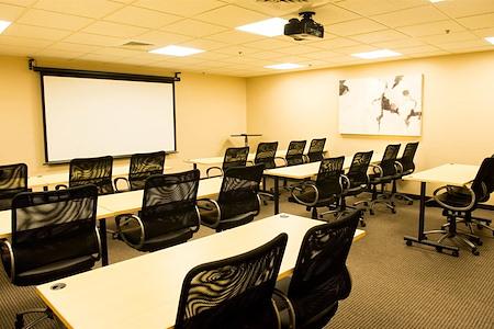 Highland-March Workspaces, Braintree - Training Room