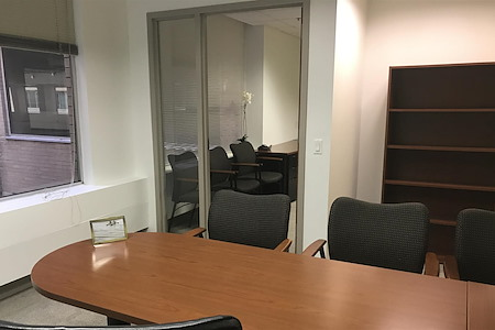 Carr Workplaces - City Center - 501, 502: All-Inclusive Ste + Team Room
