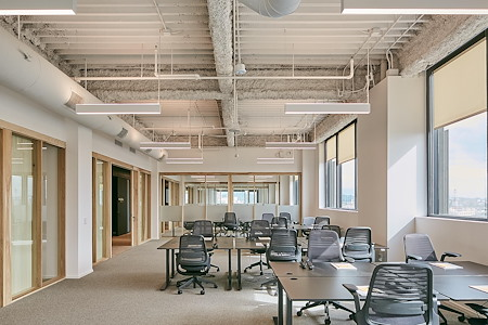 CENTRL Office | Downtown Los Angeles - Office Suite