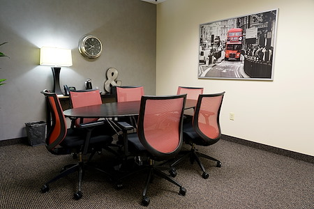 Executive Workspace @ Allen - Medium Conference Room