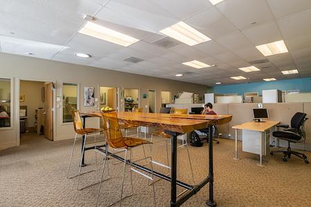 The Satellite Workplace Felton - Dedicated Desk