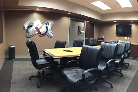 Rocklin Executive Suites - Large Conference Room