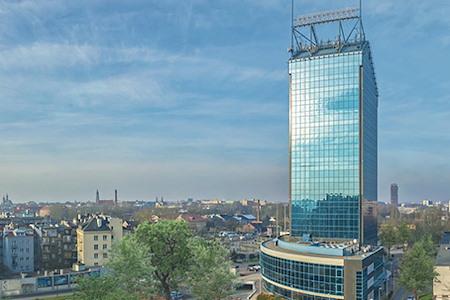 Regus | Krakow, K1 - Dedicated Desk